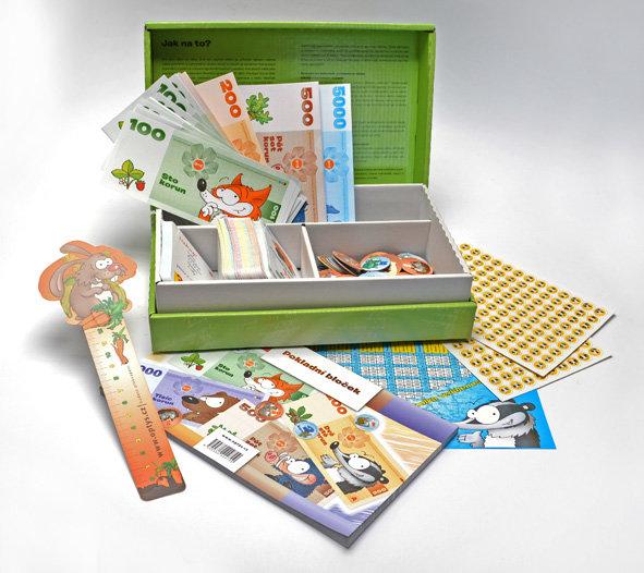 Obrázek Hra na obchod