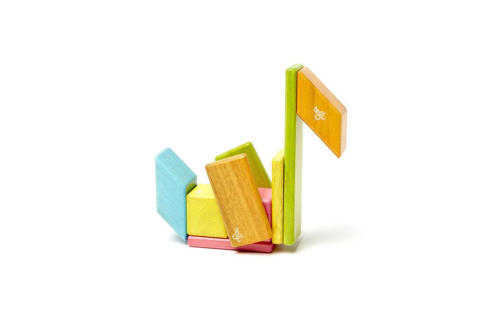 Obrázek Magnetická stavebnice TEGU Tints - 14 dílů