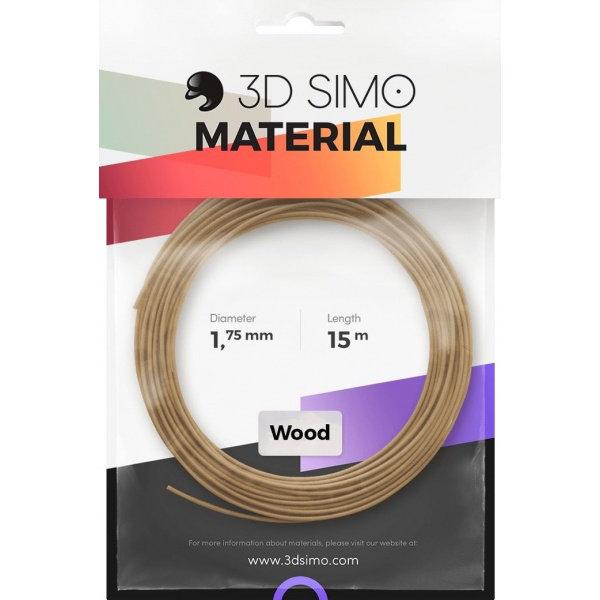 Obrázek Filament WOOD (MultiPro/KIT) - 15m
