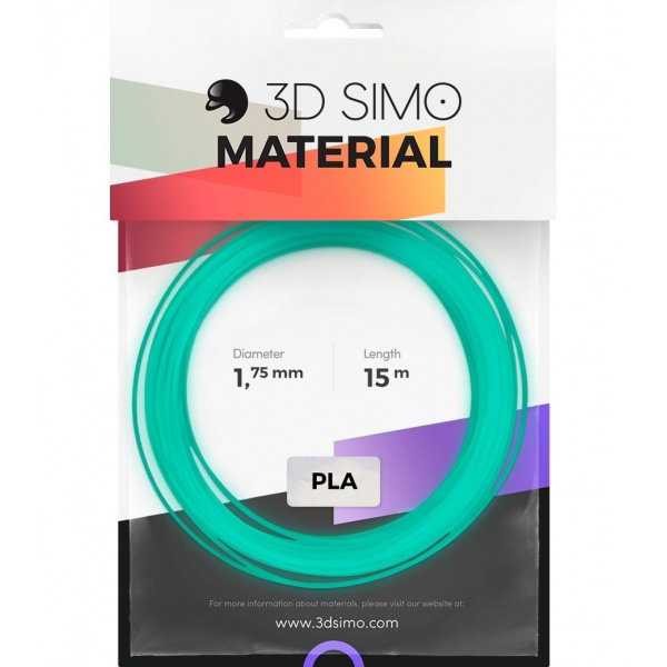 Obrázek Filament FLUORESCENT (MultiPro/KIT) - 15m