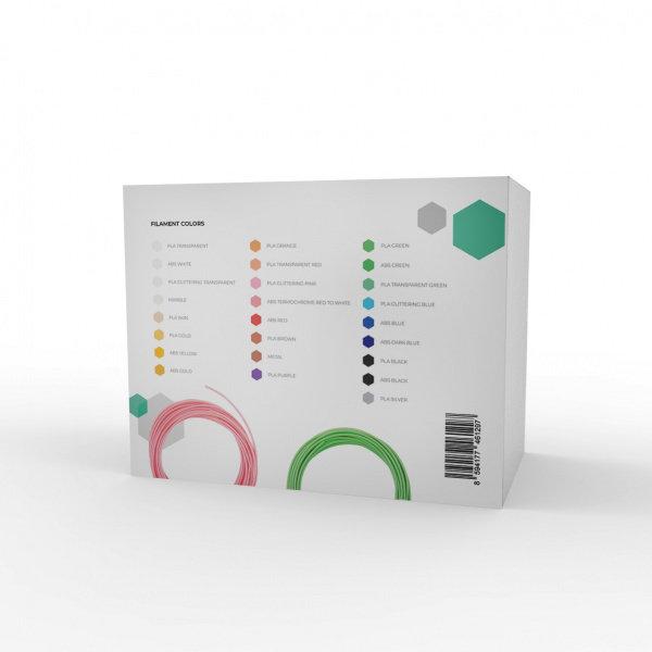 Obrázek Filament 125m (Multipro/KIT) - ABS/PLA různé barvy