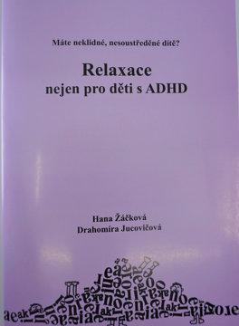 Obrázek Relaxace nejen pro děti s ADHD