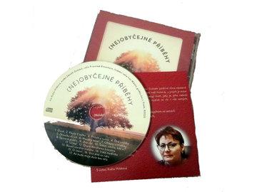 Obrázek (NE)obyčejné příběhy - CD