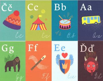 Obrázek Abeceda nejen pro školáky (vzdělávací kartičky)