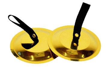 Obrázek Cymbals Junior, Pár leštěných činelků