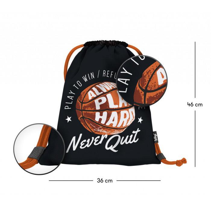 Obrázek Sáček na obuv Basketbal - MÍČ
