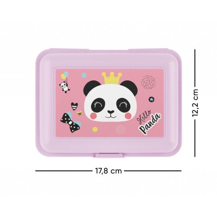 Obrázek Box na svačinu Panda