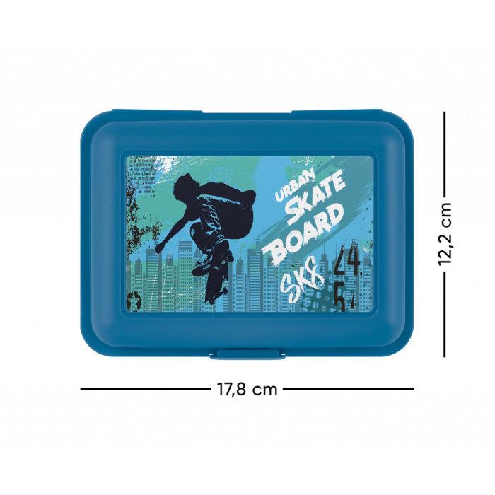 Obrázek Box na svačinu Skateboard