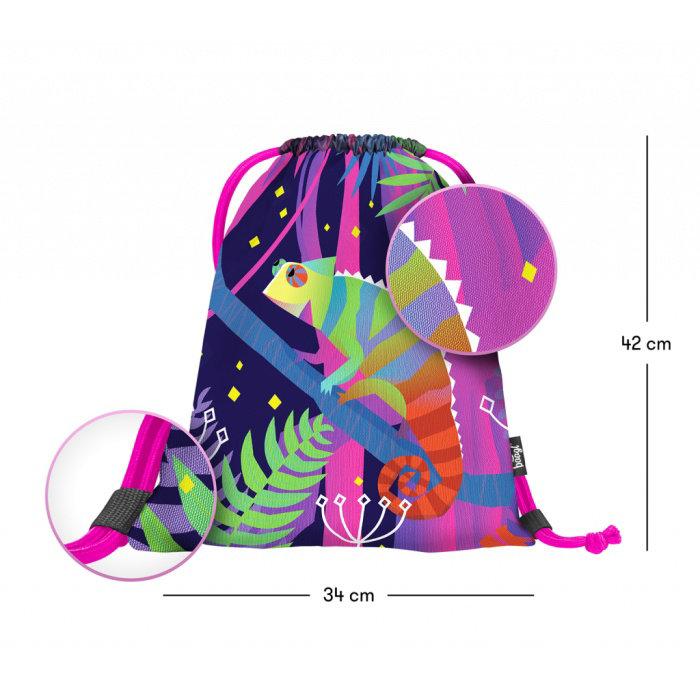 Obrázek Sáček na obuv Chameleon