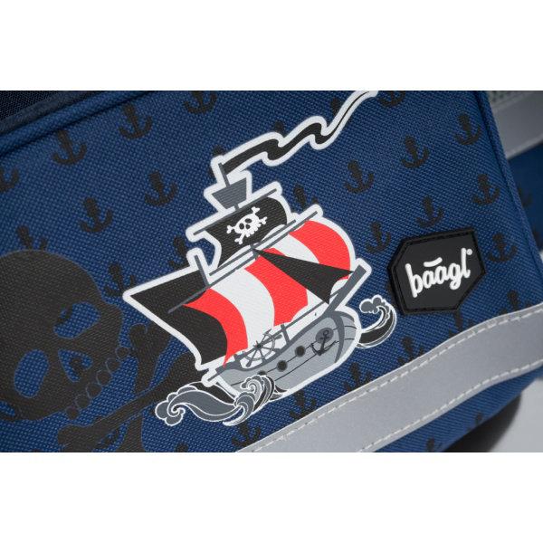 Obrázek SET 3 Piráti: aktovka, penál, sáček