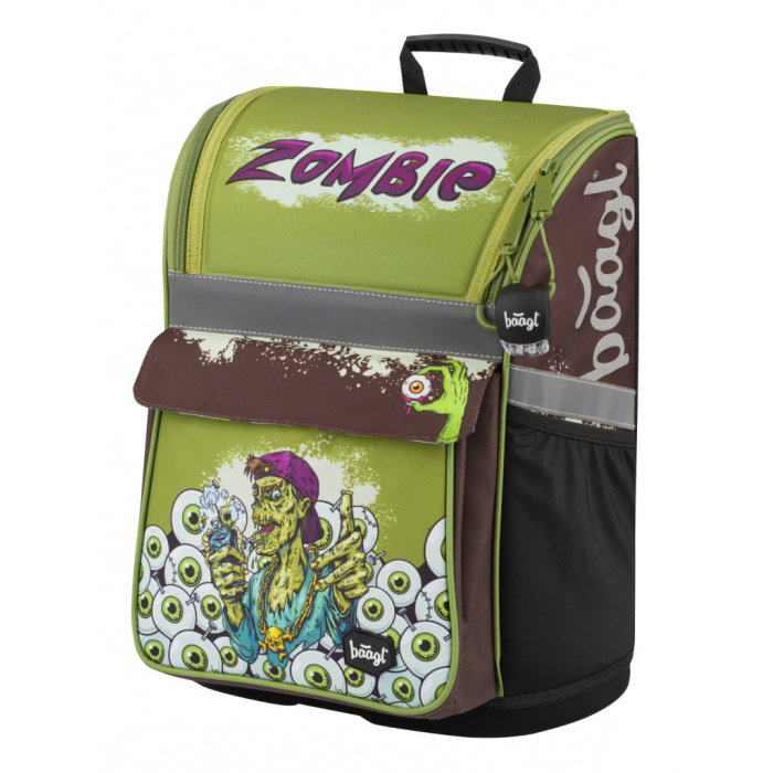 Obrázek Školní aktovka Zippy Zombie
