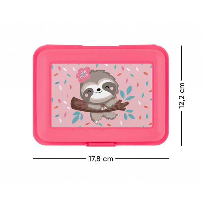 Obrázek Box na svačinu Lenochod