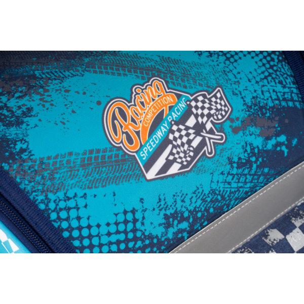Obrázek SET 3 Zippy Racer: aktovka, penál, sáček