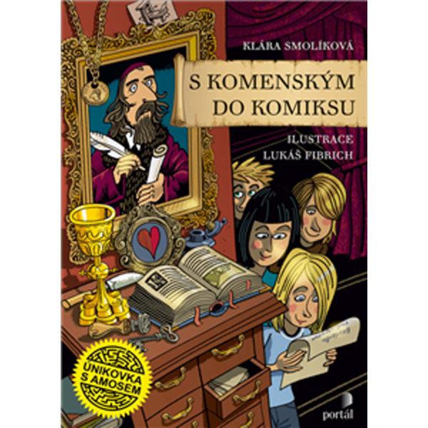 Obrázek S Komenským do komiksu