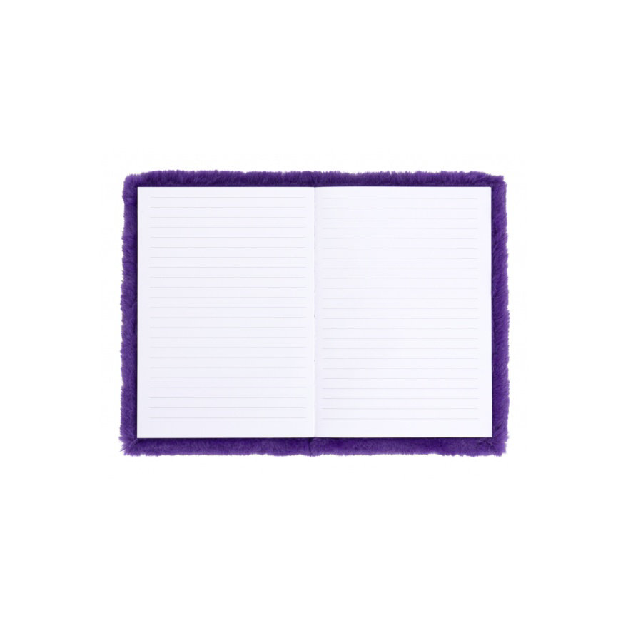Obrázek Notes plyšový Brusle