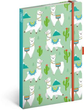 Obrázek Notes Lamy, linkovaný, 13 × 21 cm