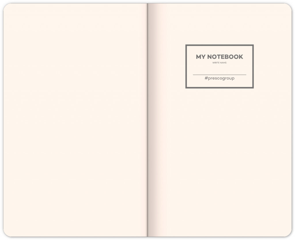 Obrázek Notes Alfons Mucha – Bodlák, linkovaný, 13 × 21 cm