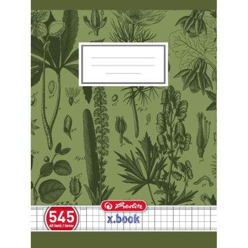 Obrázek Školní sešit 545, A5/40 listů, čtvereček