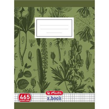 Obrázek Školní sešit 465, A4/60 listů, čtvereček