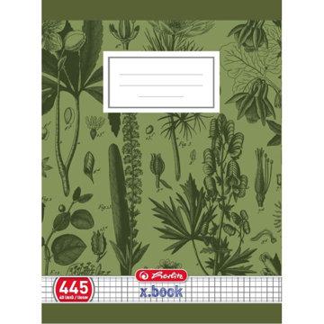 Obrázek Školní sešit 445, A4/40 listů, čtvereček
