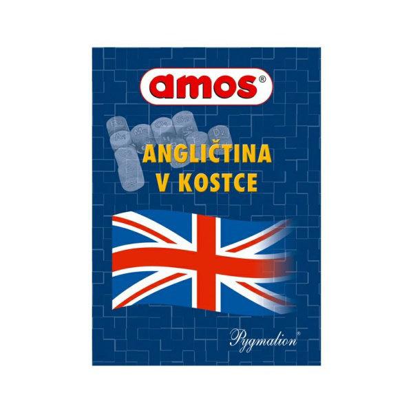 Obrázek Amos Angličtina v kostce
