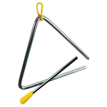 Obrázek Bino Dětské hudební nástroje Triangl 6