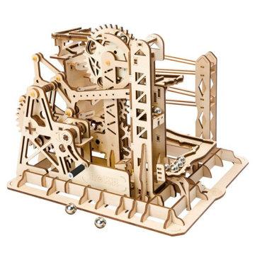 Obrázek RoboTime 3D skládačka kuličkové dráhy Kaskáda
