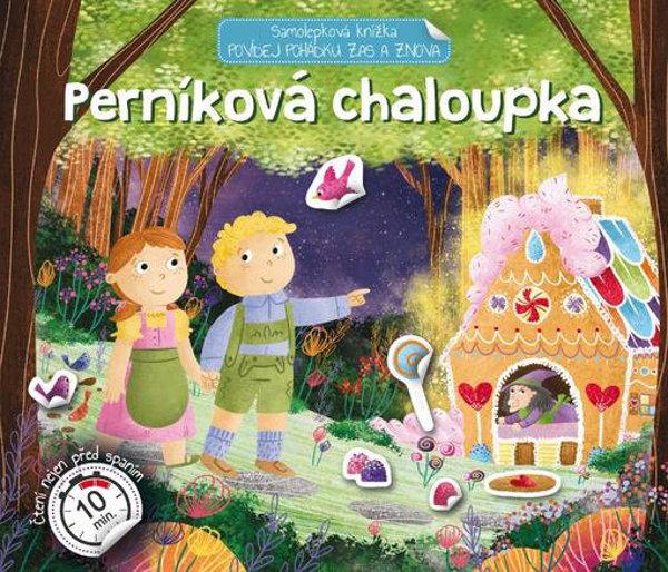 Obrázek Perníková Chaloupka - Povídej pohádku