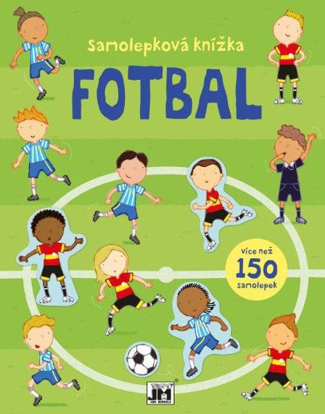 Obrázek Fotbal - Samolepková knížka