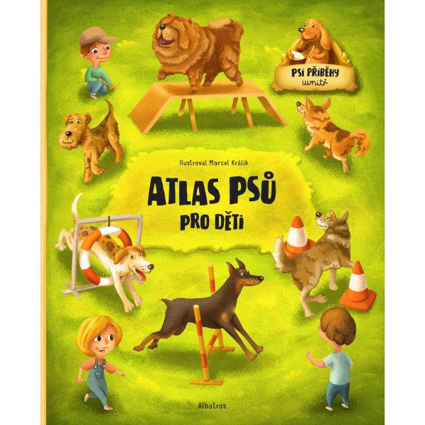Obrázek Atlas psů pro děti