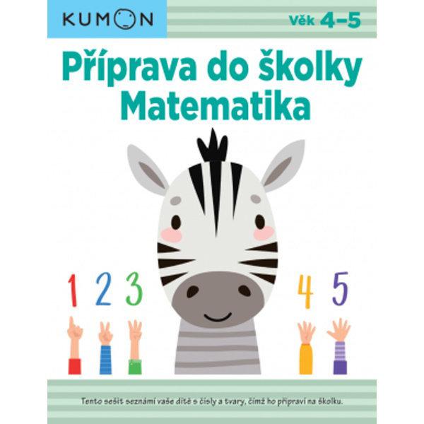 Obrázek Příprava do školky Matematika