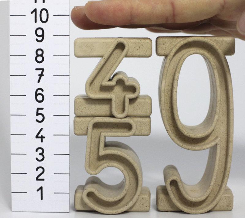 Obrázek ReWood Číselná věž 100