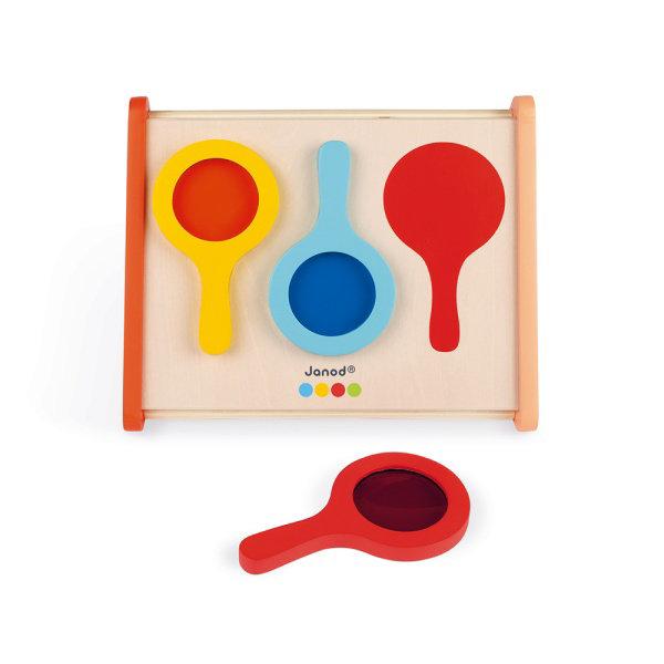 Obrázek Zrcadla Janod - série Montessori