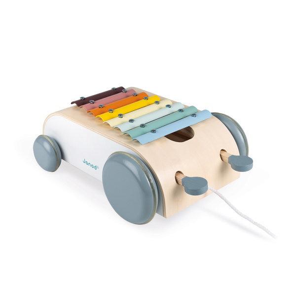 Obrázek Sweet Cocoon vozík s xylofónem Janod