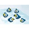 Obrázek Lilliputiens - 6 tukanů - pexeso do vody