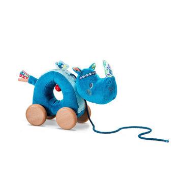 Obrázek Lilliputiens - nosorožec Marius - tahací hračka
