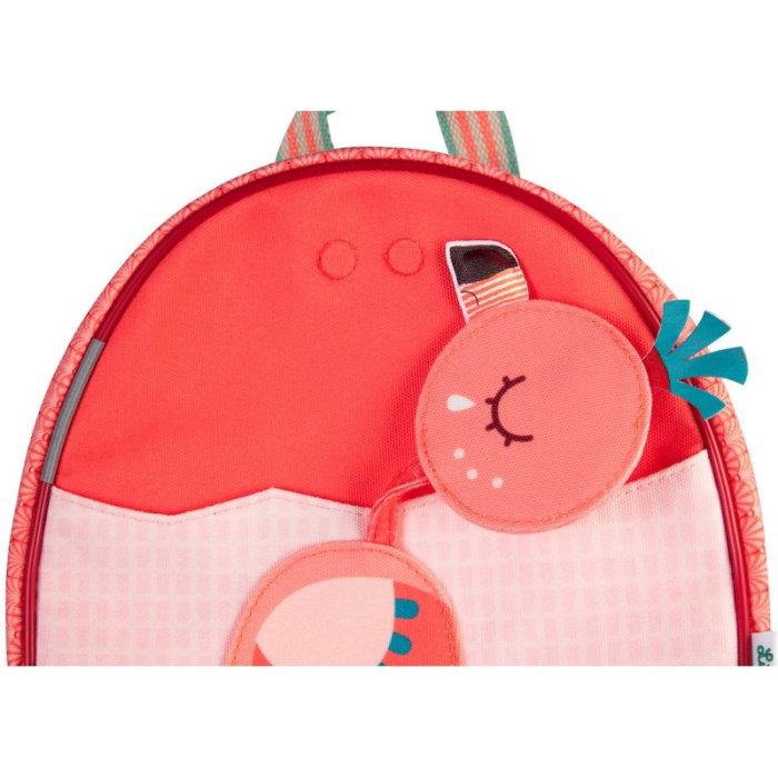 Obrázek Lilliputiens - dětský batoh - plameňák Anais