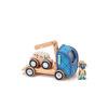 Obrázek Lilliputiens - odtahový vůz a oslík Ignác