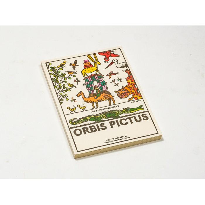 Obrázek Orbis pictus - Svět v obrazech