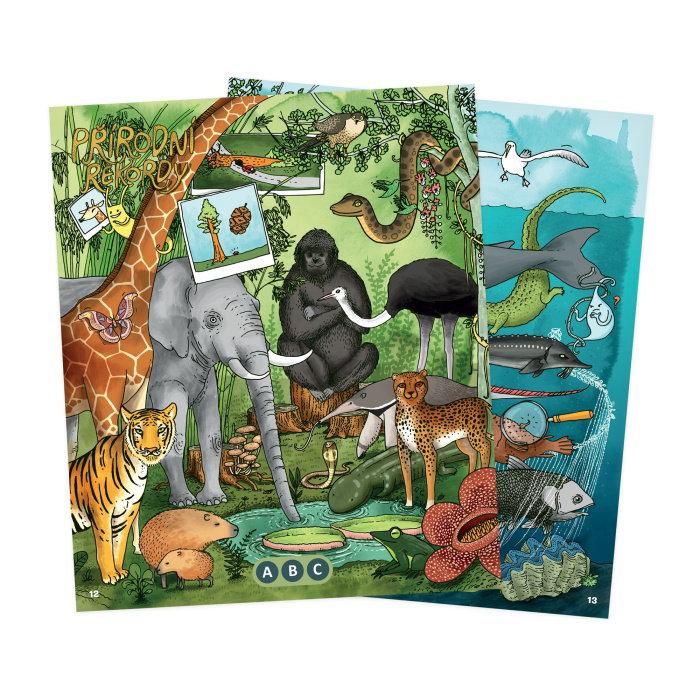 Obrázek Kouzelné čtení - Encyklopedie pro školáky