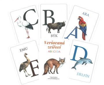 Obrázek Veršovaná zvířecí abeceda